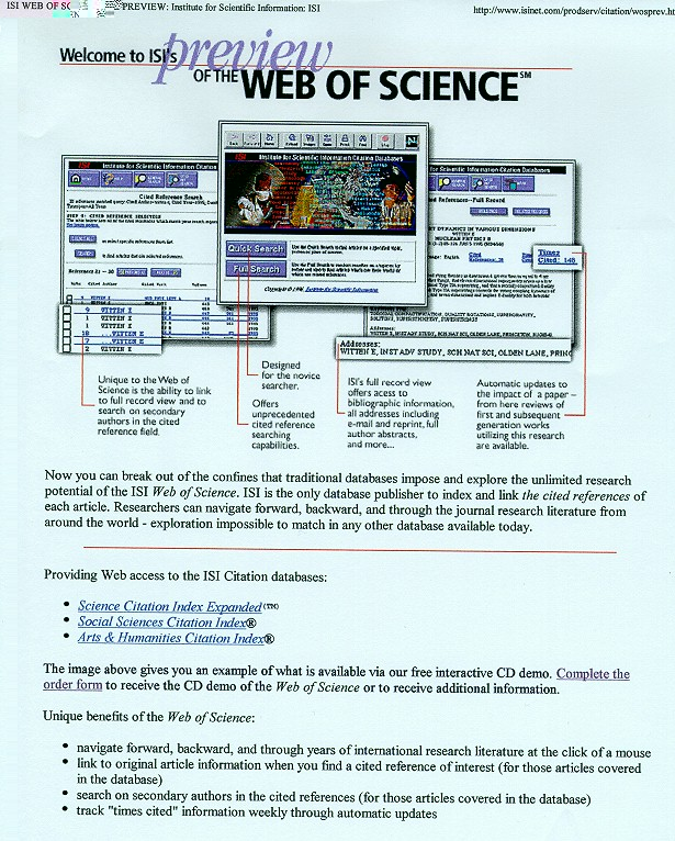 Web of Science